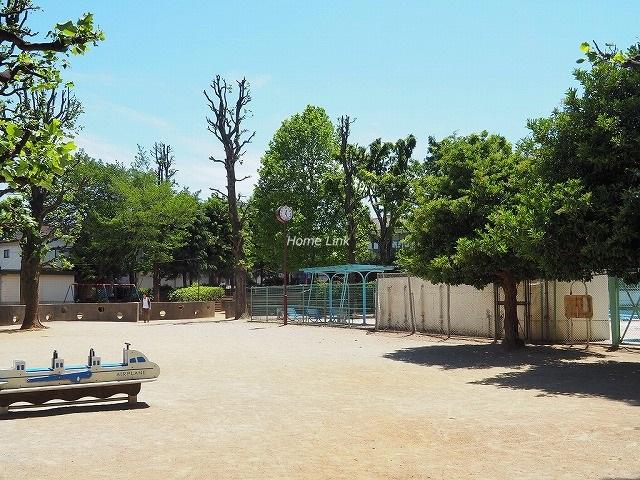 グローリオ成増赤塚公園周辺環境 上赤塚公園