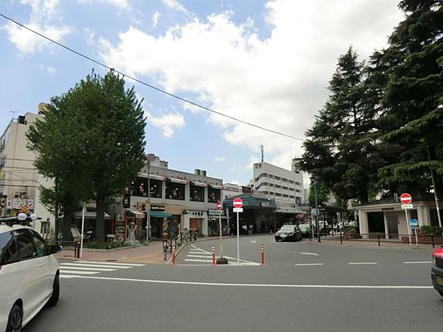 常盤台ガーデンソサエティ最寄駅 東武東上線ときわ台駅