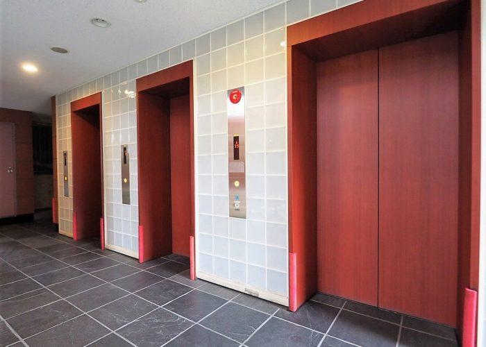常盤台ガーデンソサエティ エレベーター