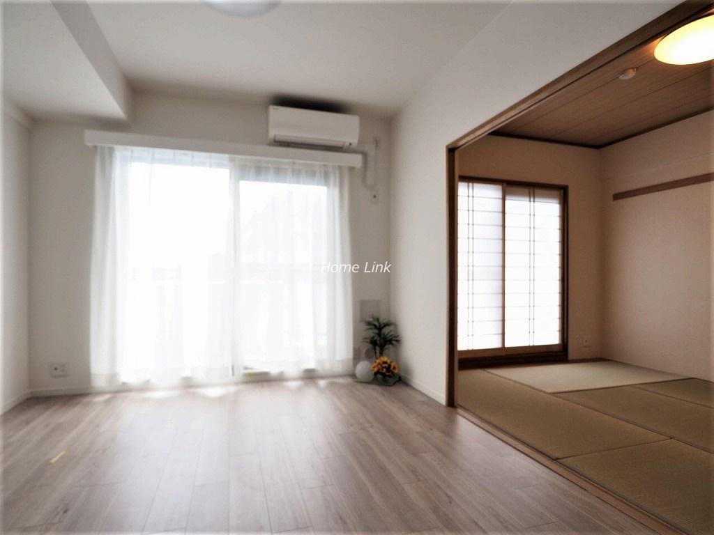 エクセルときわ台2階 和室との続き間・エアコン設置済み