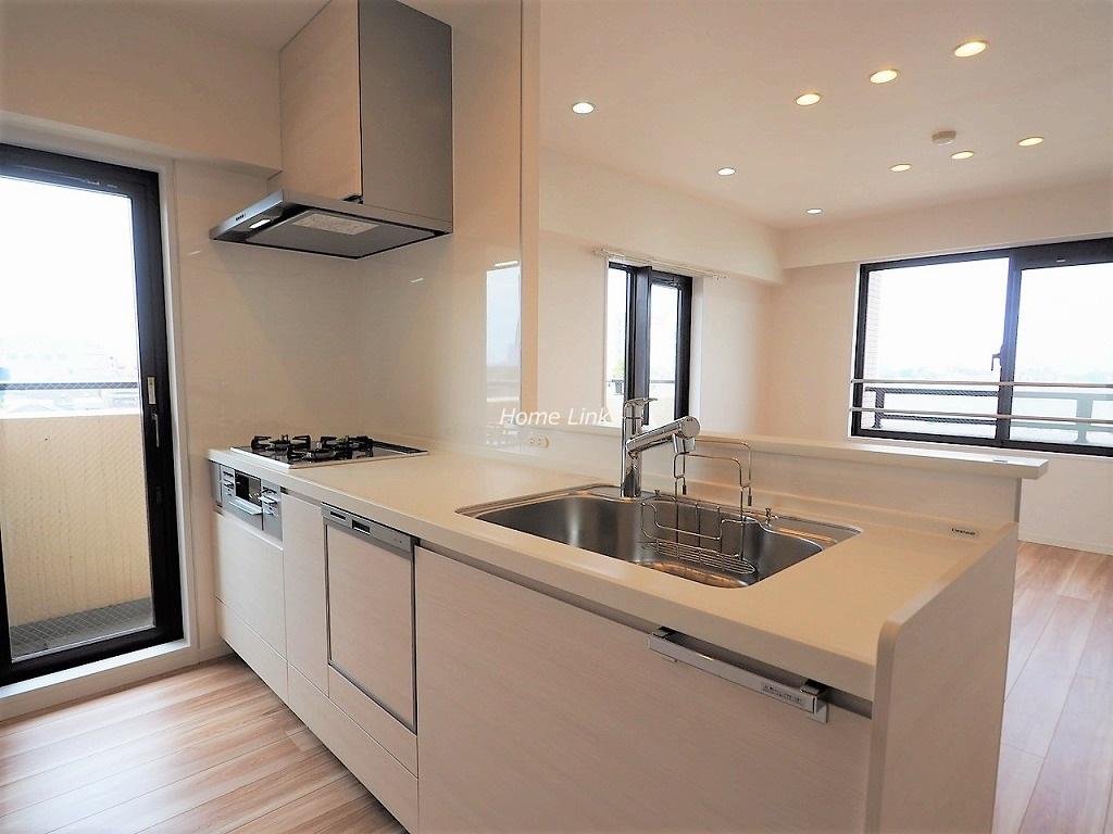 クリオ中板橋壱番館6階 キッチン食器洗浄機付き