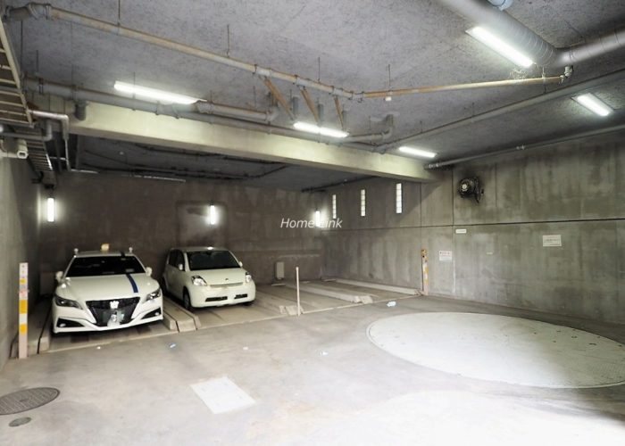 クリオ中板橋壱番館 駐車場