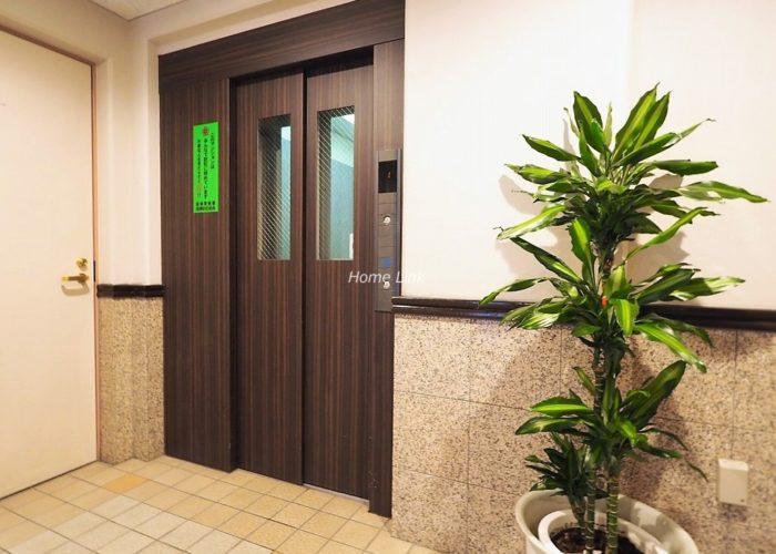 クリオ中板橋壱番館 エレベーター