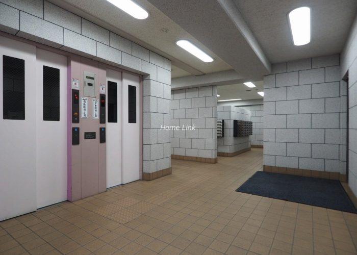 サンライン板橋本町 エレベーター