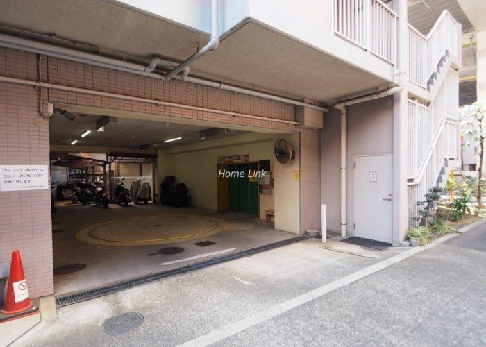サンライン板橋本町 駐車場