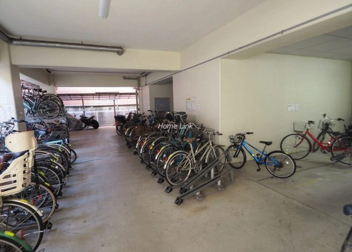 サンライン板橋本町 駐輪場