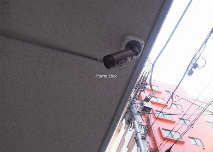 サンライン板橋本町 防犯カメラ