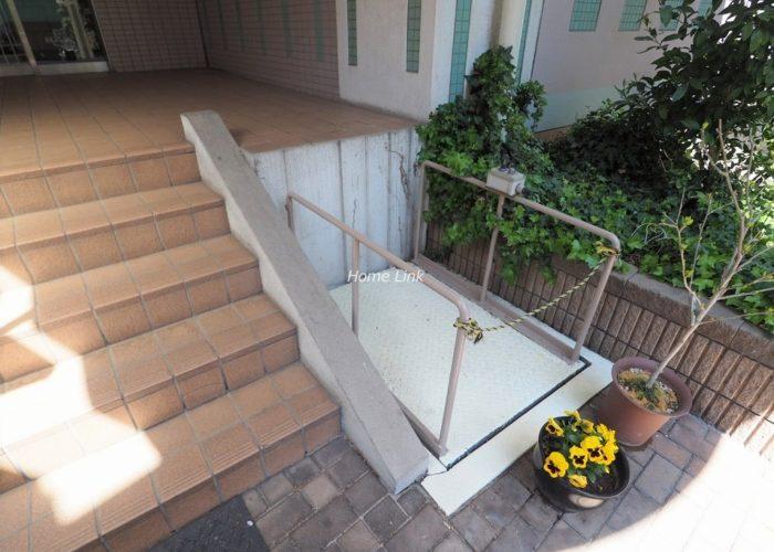 サンライン板橋本町 車椅子用昇降機