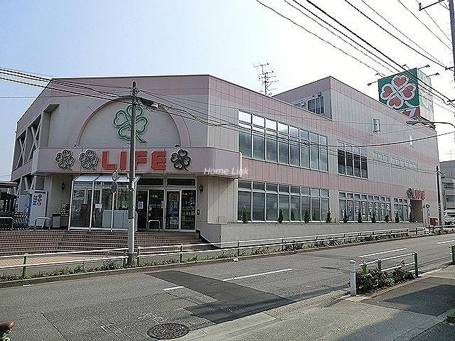 ニューハイム徳丸周辺環境 ライフコーポレーション赤塚店
