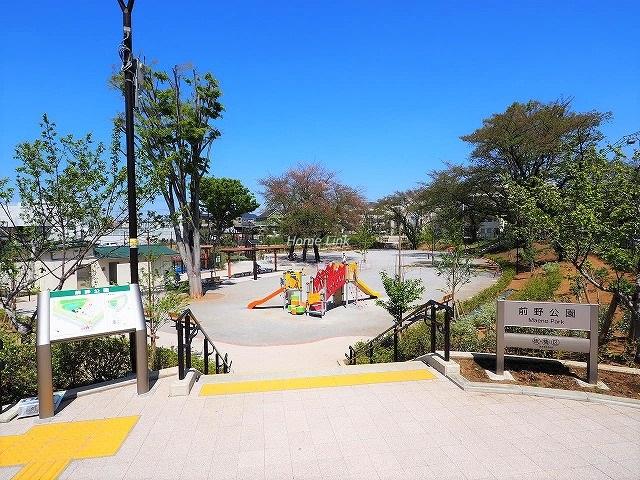 ダイアパレスグランデューロ板橋弐番館周辺環境 前野公園
