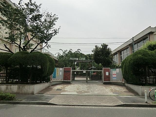 桂ハイツ周辺環境 北前野小学校