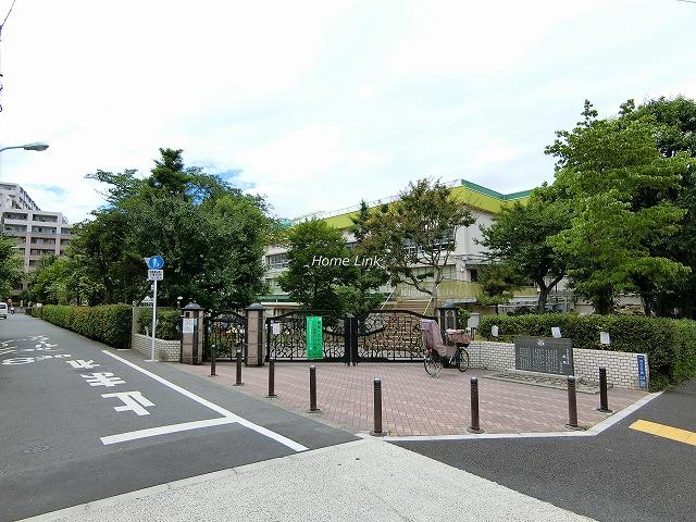 セザール第2赤塚公園周辺環境 北野小学校
