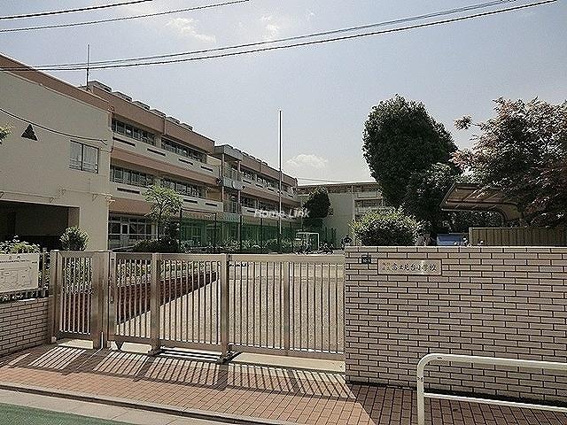エクセルときわ台周辺環境 富士見台小学校