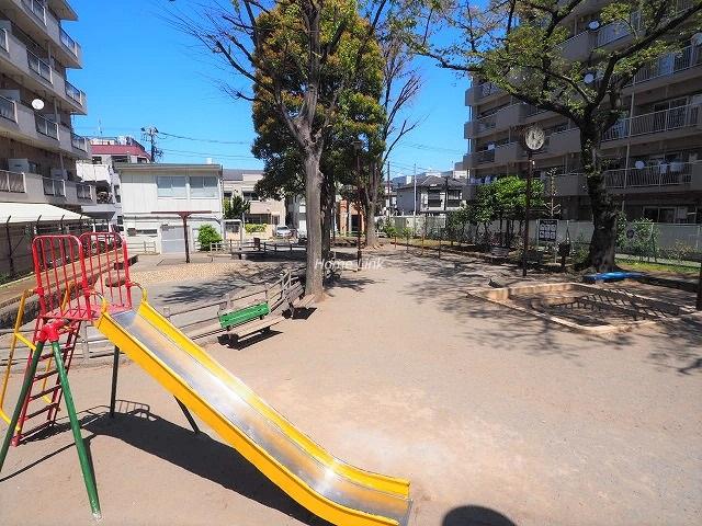 大山ローヤルコーポ周辺環境 山中児童遊園
