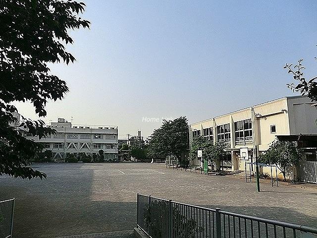 ライオンズマンション本蓮沼周辺環境 志村第三小学校