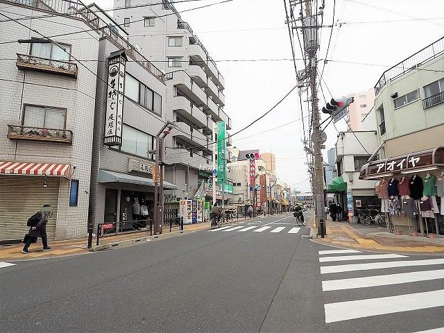 キャニオンマンション見次公園周辺環境 志村銀座商店街
