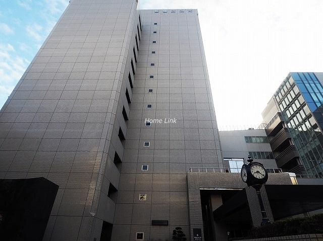 板橋パークホームズ周辺環境 板橋区役所
