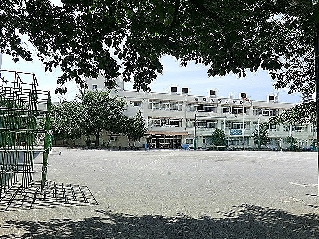 ゲオタワー池袋周辺環境 板橋第五小学校