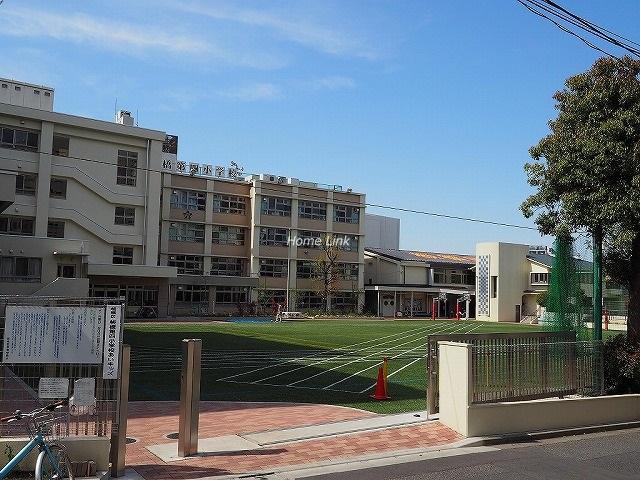ライオンズマンション板橋周辺環境 板橋第四小学校