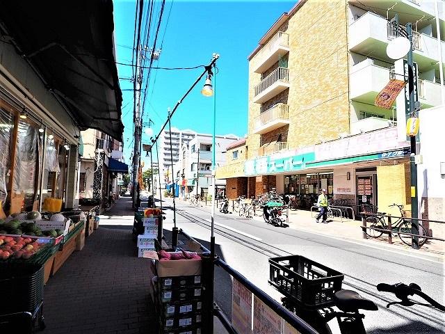 サンライフ西台周辺環境 蓮根中央商店街(ハミングロード)