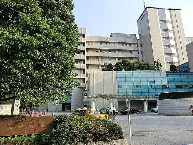 ダイアパレスエスタヴォール大山周辺環境 豊島病院