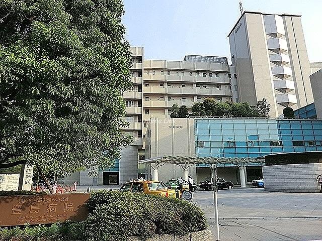 大山ローヤルコーポ周辺環境 豊島病院
