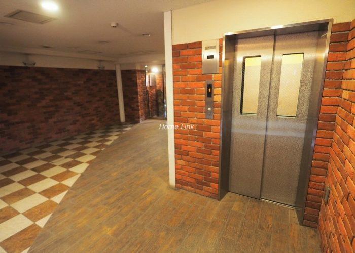 ダイアパレスグランデューロ板橋弐番館 エレベーター