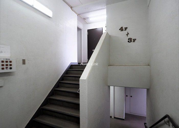 キャニオンマンション見次公園 階段