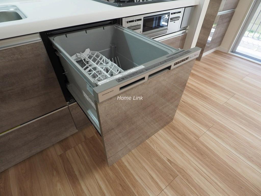 本蓮沼パークハイツ1階 食器洗浄機