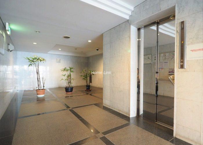 ゲオタワー池袋 エレベーター