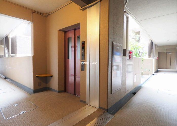 ザ・ステイツ常盤台東山コモンズ エレベーター