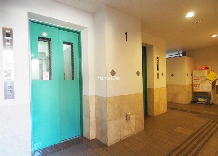 板橋パークホームズ エレベーター