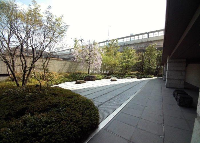 24アトラス志村三丁目 中庭