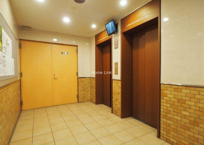 ライオンズマンション板橋 エレベーター