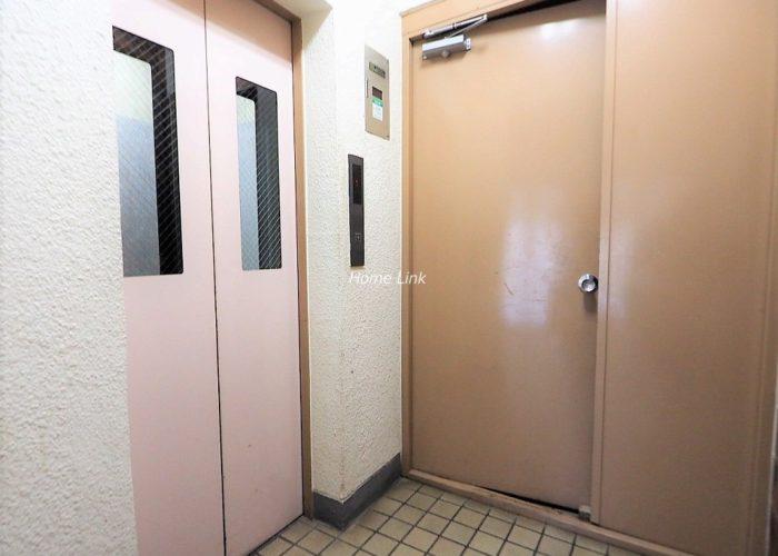 桂ハイツ エレベーター