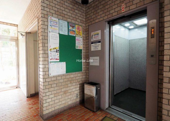 ニューハイム徳丸 エレベーター