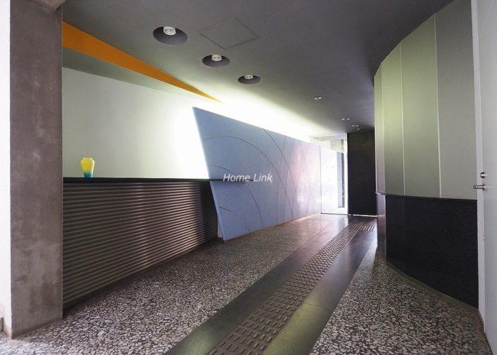 サラータ赤塚 エントランスホール