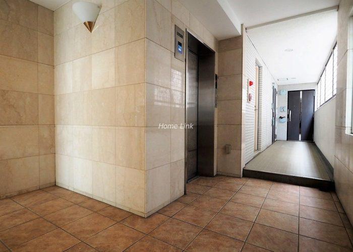 アルテシモ志村坂上 エレベーター