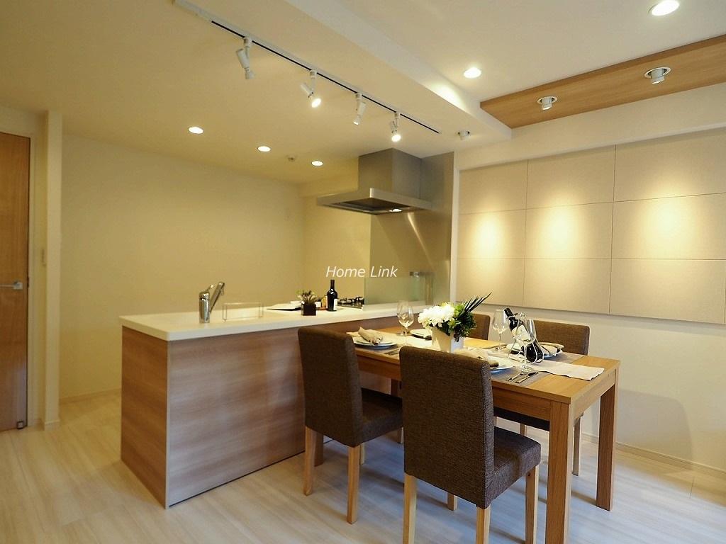セザール第3蓮根1階 オープンキッチン