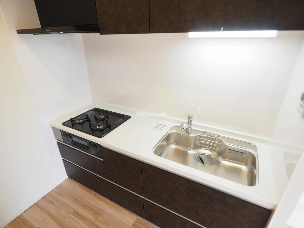 秀和蓮根レジデンス5階 システムキッチン