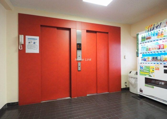 アイビハイツ川口 エレベーター