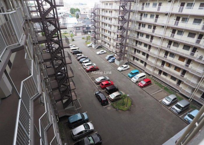 アイビハイツ川口 駐車場