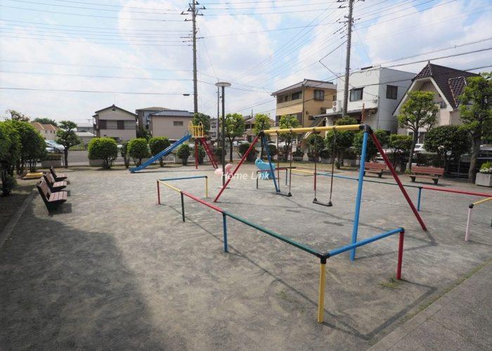 アイビハイツ川口 マンション敷地内公園