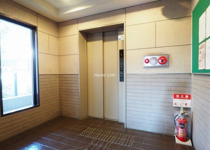 アーベントハイム板橋本町 エレベーター