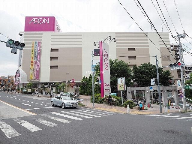 コアシティ西台周辺環境 イオン板橋店