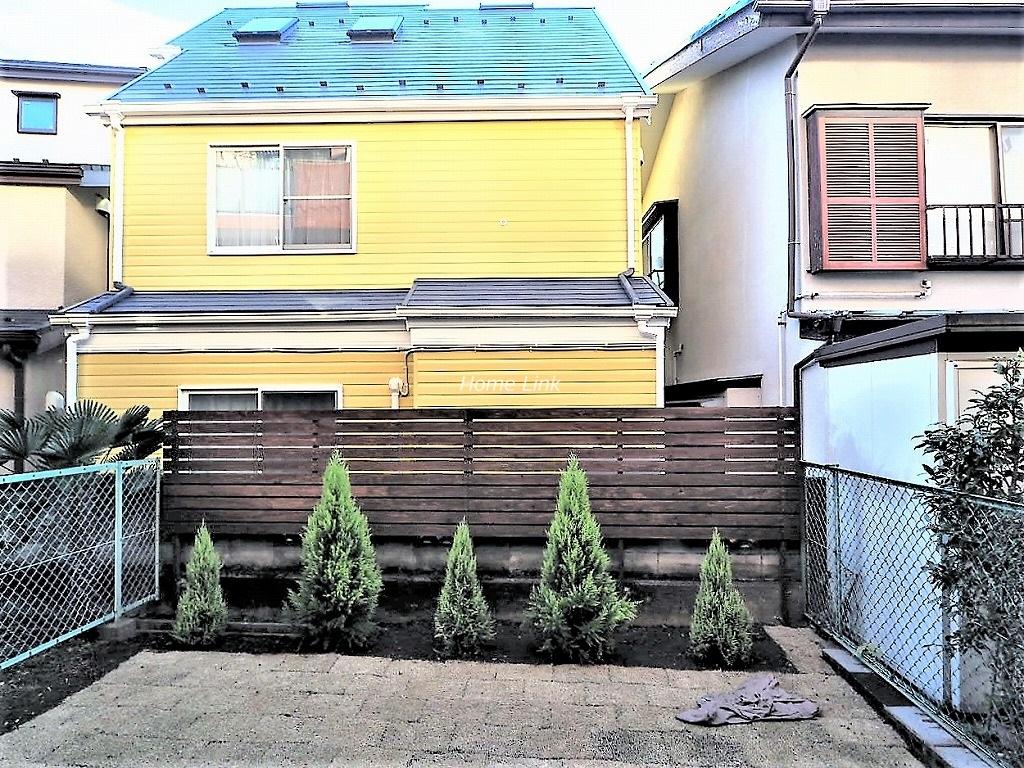 キャニオンマンション常盤台1階 専用庭