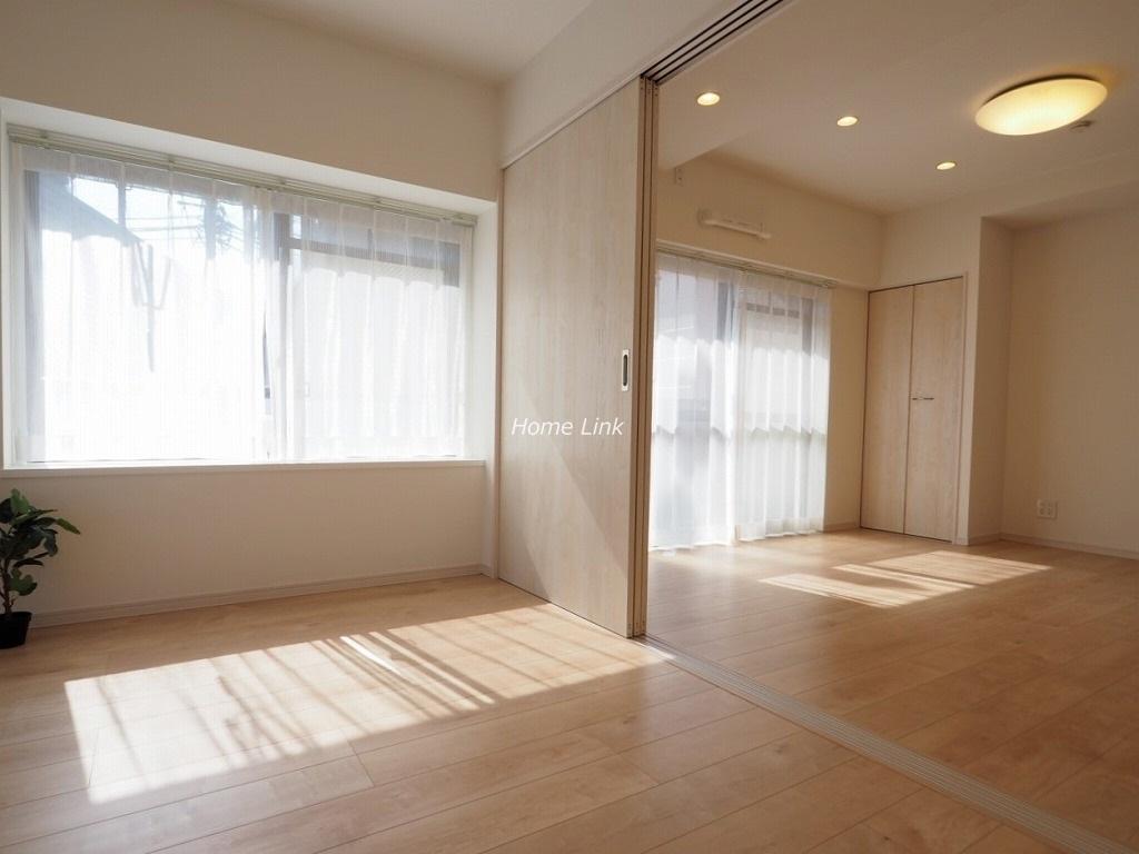 キャニオンマンション常盤台2階 続き間洋室5.3帖