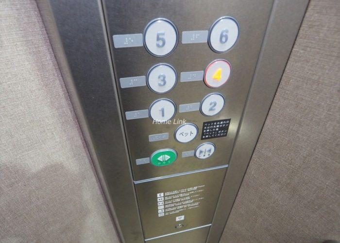 クラッシィアルテときわ台 エレベーター