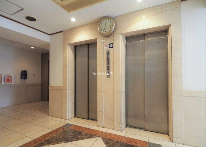 コアシティ西台 エレベーター
