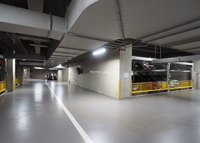 コアシティ西台 駐車場